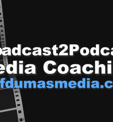 Broadcast to Podcast Media Training