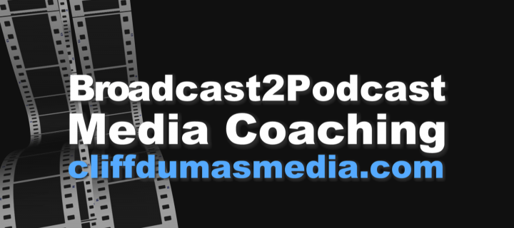 Broadcast to Podcast Media Training