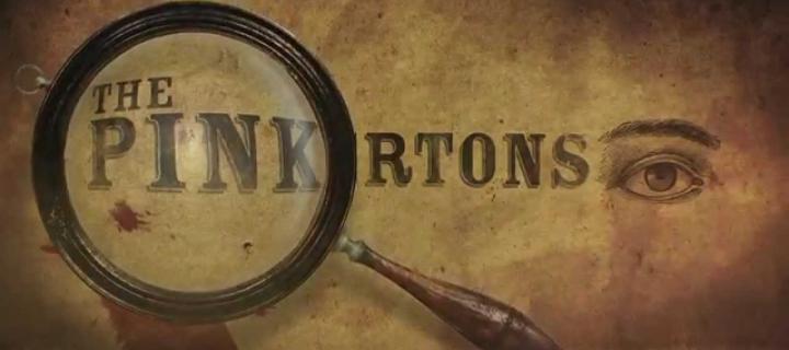 Pinkertons Promo