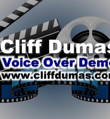 Cliff Dumas Voice Demo