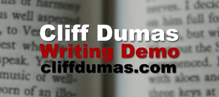 Writing Demo