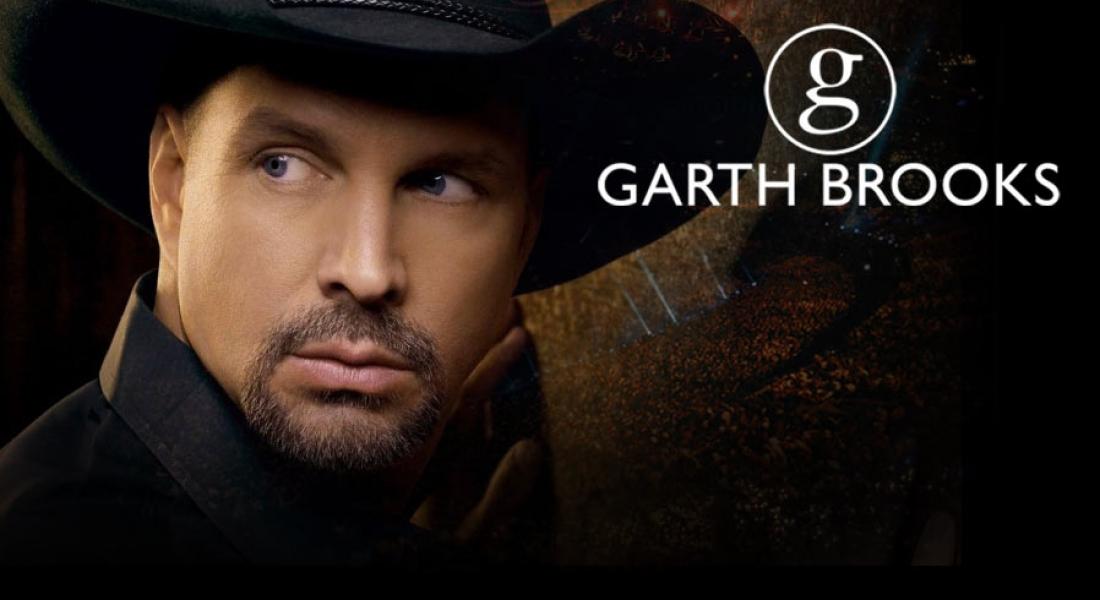 In Conversation With Garth Brooks