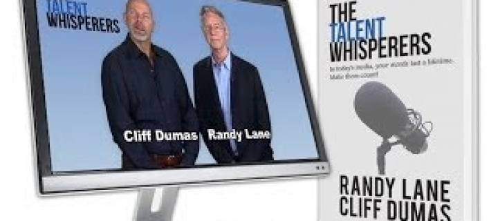 Cliff Dumas and Brian Tracy Preview Media Training